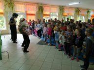Teatrzyk w Szkole Podstawowej z Oddziałami Integracyjnymi w Dzierżeninie